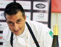 Lo chef stellato William Zonfa (ANSA)