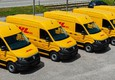 VW Veicoli Commerciali consegna 38 Crafter a DHL (ANSA)