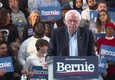 Sanders in fuga verso la nomination, trema il partito (ANSA)