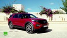 Ford Explorer Plug-In Hybrid – L'ibrido all'americana  (ANSA)