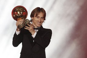 'Ballon d'Or' (Golden ball) ceremony (ANSA)