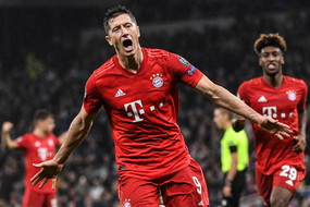 Robert Lewandowski named Best FIFA Men's Player