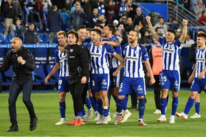 Deportivo Alaves vs Real Madrid (ANSA)