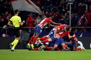 Atletico Madrid vs Athletic Bilbao (ANSA)
