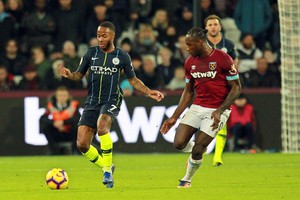 West Ham United vs Manchester City (ANSA)