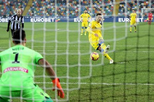 Serie A: Udinese-Frosinone 1-1  (ANSA)