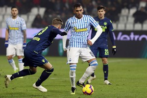 Serie A: Spal-Udinese 0-0 (ANSA)