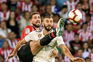 Athletic Bilbao vs Real Madrid (ANSA)