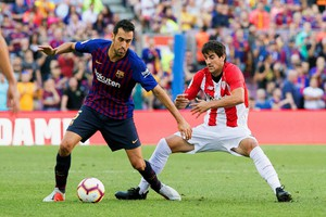 FC Barcelona vs Athletic Bilbao (ANSA)