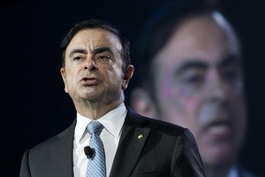 Carlos Ghosn (ANSA)