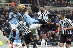 Premier League: Newcastle-City 2-1 (ANSA)