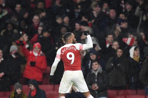 Premier League: Arsenal-Cardiff 2-1 (ANSA)