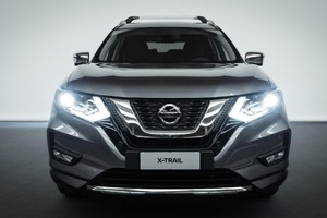Nissan, il kit Salomon è disponibile sul suv X-Trail (ANSA)