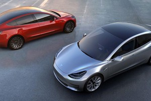 La Tesla Model 3 tra le nomination di Auto dell'anno 2020 (ANSA)
