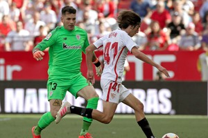 Sevilla FC vs Athletic Bilbao (ANSA)