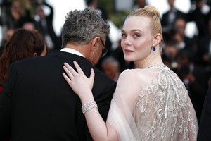 Cannes, l'ultimo red carpet (ANSA)