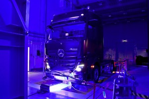 Daimler Truck inaugura nuova centro R&D a Worth in Germania (ANSA)