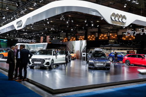 Brussels Motor Show 2020 (ANSA)