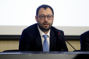 Patuanelli, serve piano industriale Paese per futuro (ANSA)
