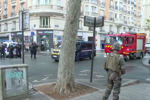 Parigi, l'attentatore aveva registrato un video (ANSA)