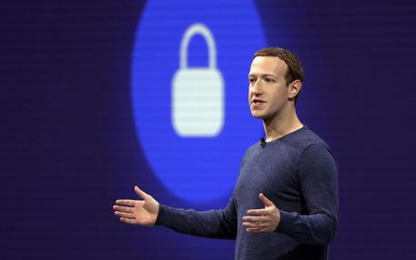 Mark Zuckerberg © AP