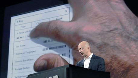 Amazon CEO Jeff Bezos(ANSA)