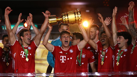 DFB Cup Final: Bayer 04 Leverkusen vs FC Bayern Munich