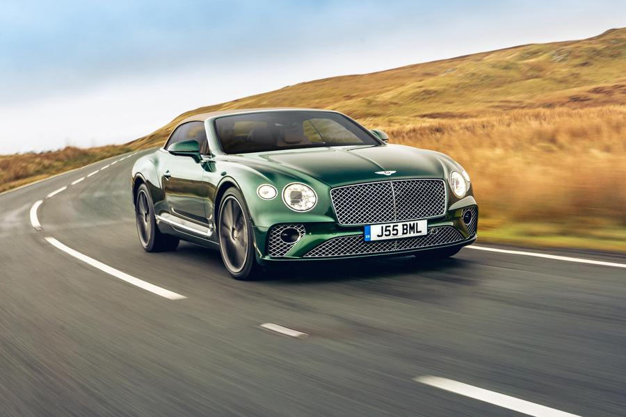 Bentley, per gli interni arriva il tweed ecologico © Ansa