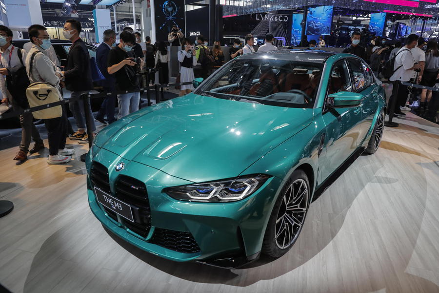 Beijing International Automobile Exhibition 2020 ©