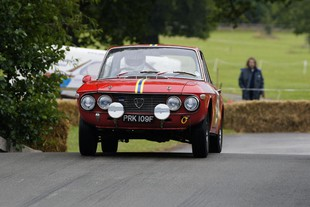 Lancia Fulvia Rally Coupe