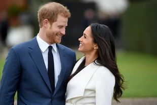 Prince Harry and Meghan Markle engagement in Kensington Palace